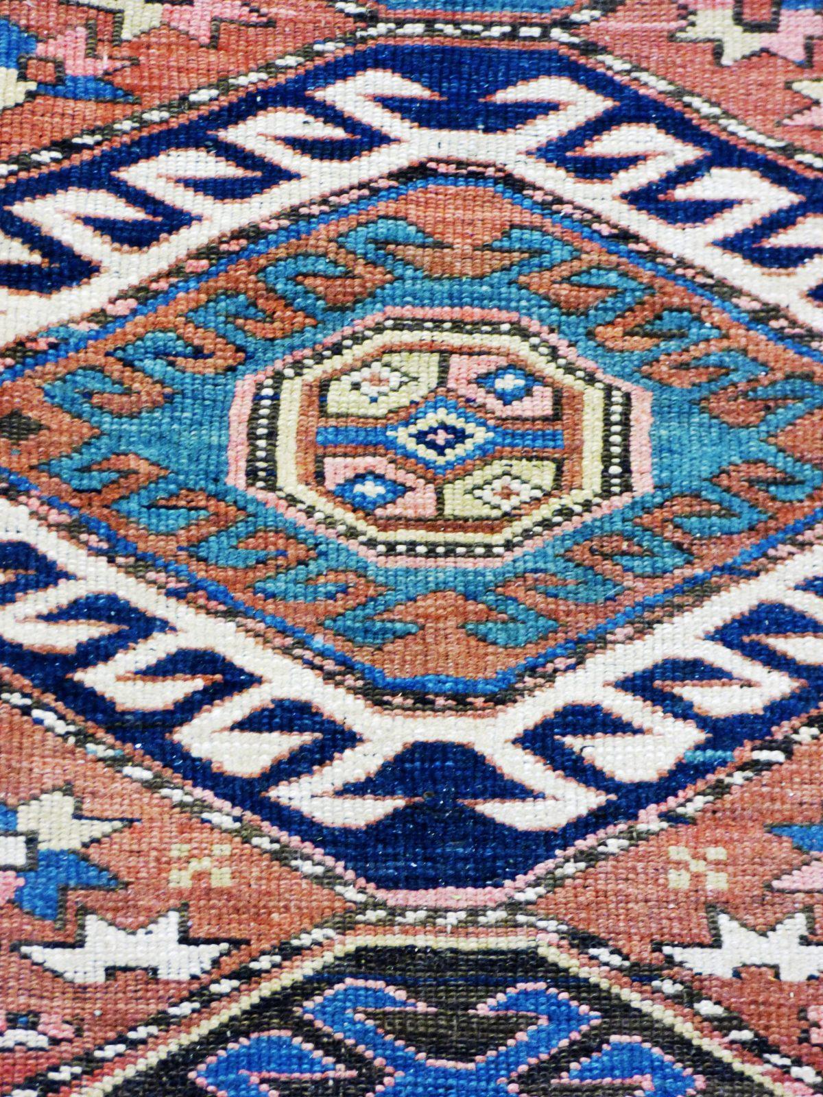 Caucasian Kelleh Carpet Wool 17008 Dominic Orr