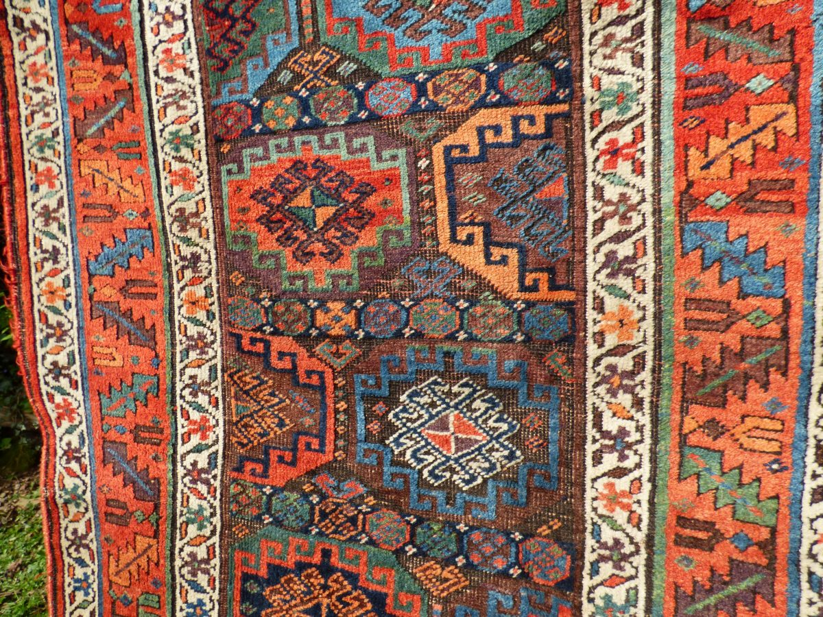 Kurdish Kordi Carpet