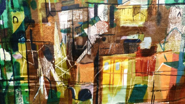 John Piper 'Stones of Bath'