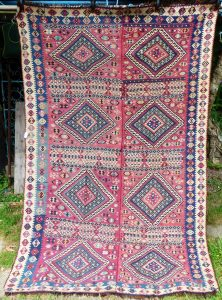 Hakkari Turkish Kilim