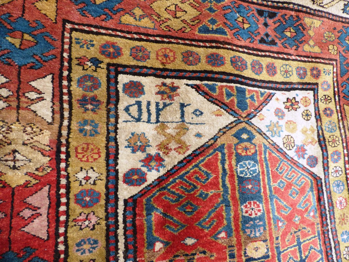 North West Persian Runner A F Wool On Wool 17093