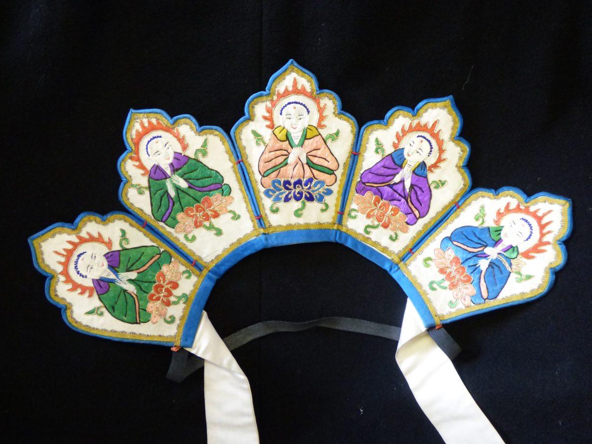 Tibetan Tantric Crown
