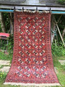 Central Asian Long Rug