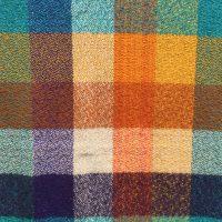 Vintage blanket wool