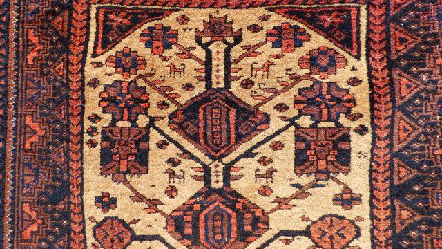 Baluch Camel ground rug