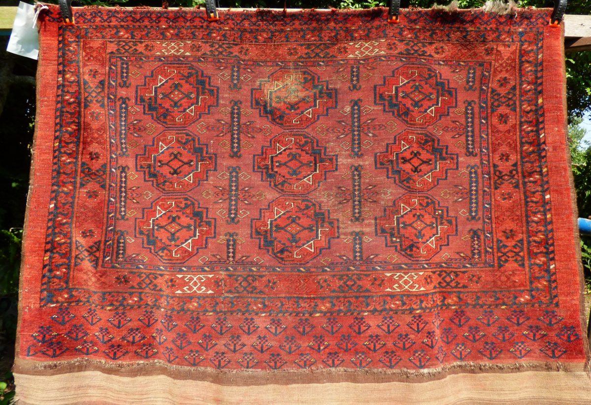 Large Complete Turkmen Tent Bag A F 18020 Dominic Orr
