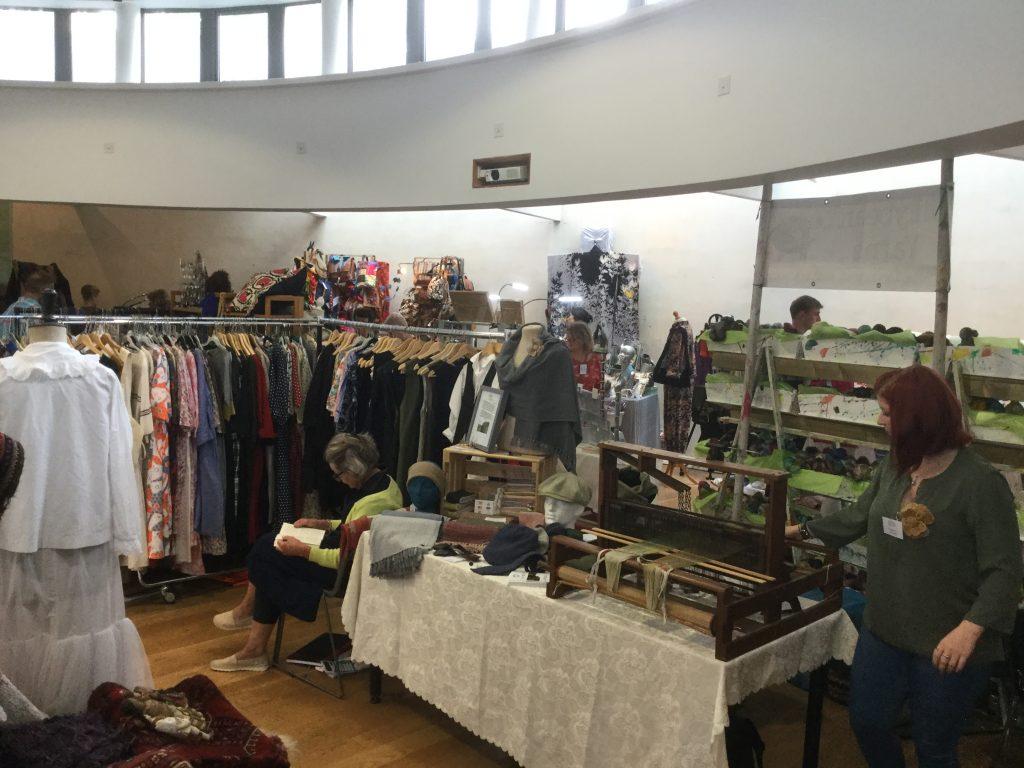 American Museum Textile Fair
