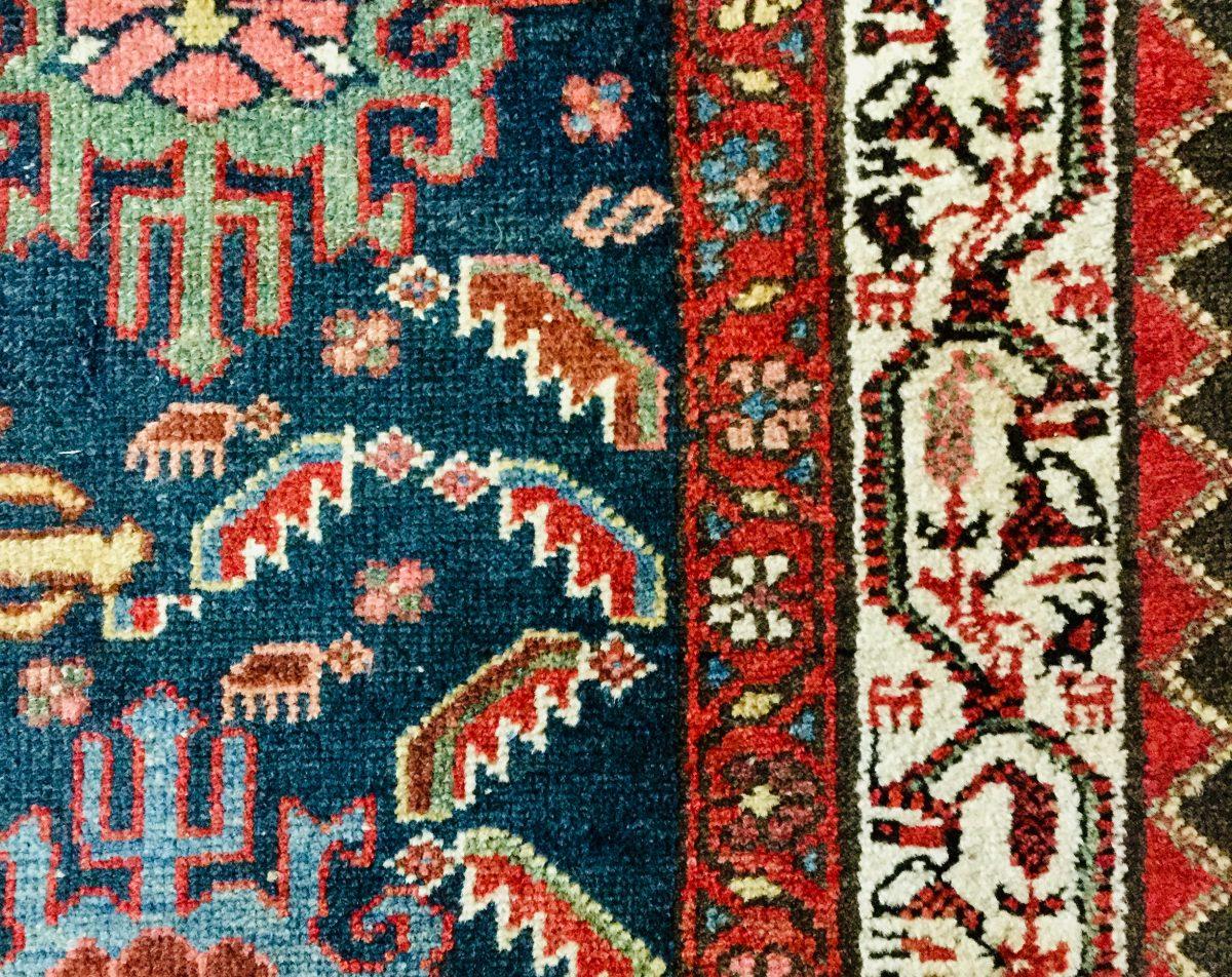 Persian Village rug